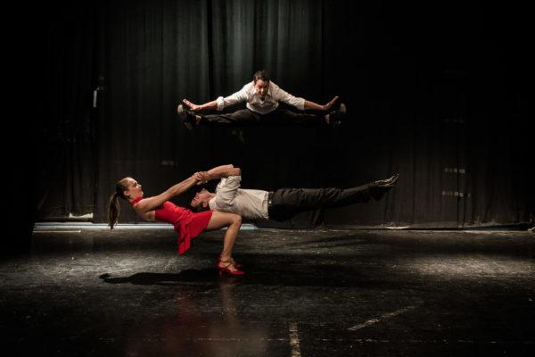 Akrobatik vom Feinsten