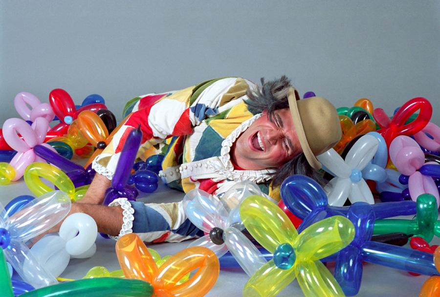 Ballons modellieren
