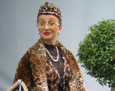 """Walkact """"Frau von Dannen"""""""
