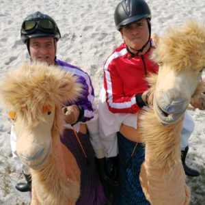 """Walkact """"Das Kamel"""" und neu """"die Kamelchen"""""""