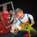 Fotoshooting Kindergruppe