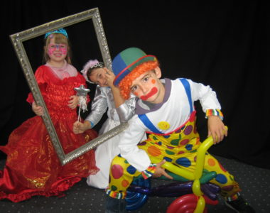 Fotoshooting Kinder