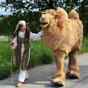 "Walkact ""Das Kamel"""